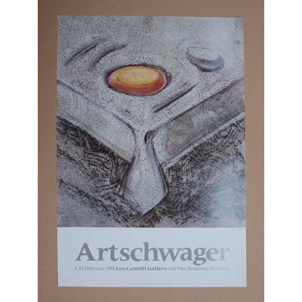 ARTSCHWAGER-LEO16