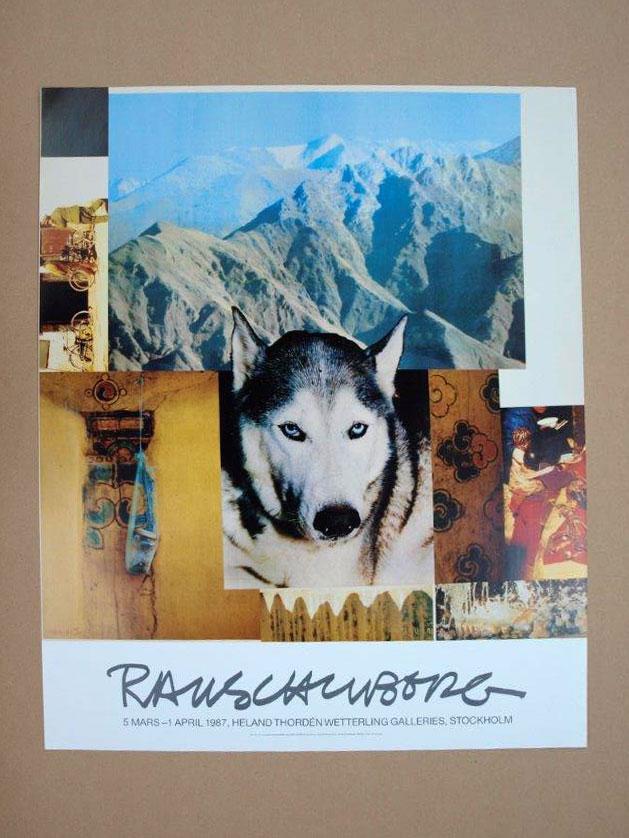 RAUSCHENBERG-A1159